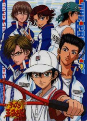 Tennis No Ojisama Picture 2